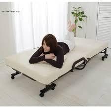 一人暮らしに人気の評判が良くて安い折りたたみベッドおすすめランキング!