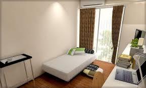 部屋を広く見せる家具の配置や色のレイアウトあれこれ!