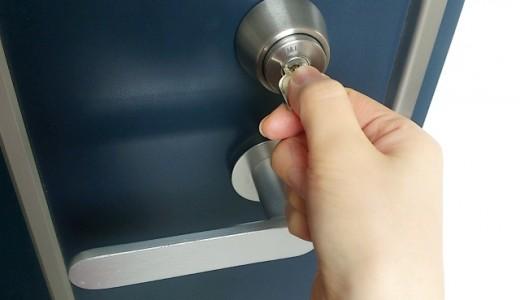 一人暮らしの内鍵や外出時の鍵閉め忘れ防止法