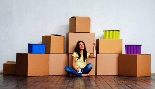 退去時の片付けが間に合わない!効率的に引っ越しの荷造りをする方法