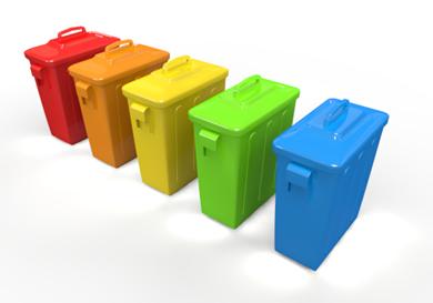 一人暮らしの狭いキッチンにも置けるおすすめの分別ゴミ箱はコレ!