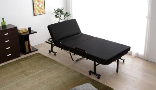 一人暮らしで折りたたみベッドを選ぶデメリットとは?4年間使用してみた感想
