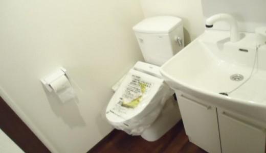 トイレと独立洗面台が一緒の物件の住み心地ってどうなの?