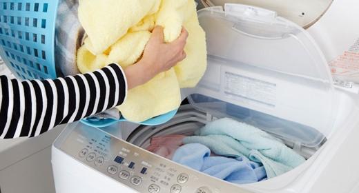一人暮らしの洗濯頻度は週に何回がベスト?水道代や電気代を計算してみた