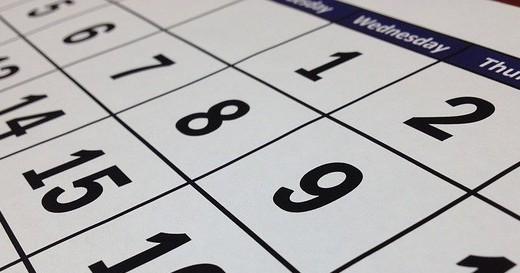 入居日や退去日が中途半端な日付だと家賃は日割り計算?月割?