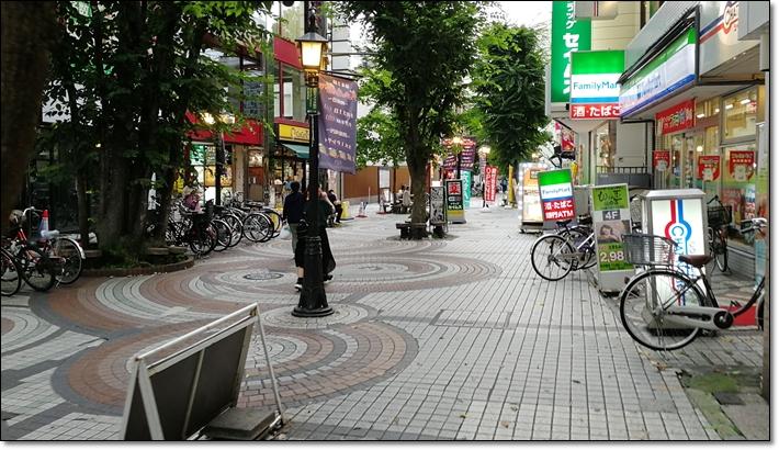 川口東口商店街
