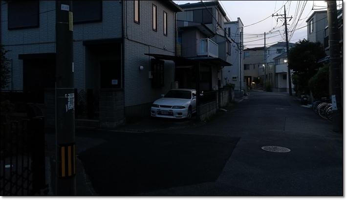 与野本町住宅街