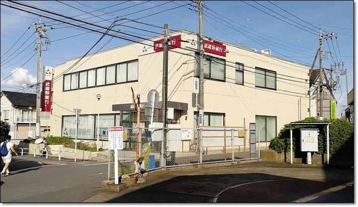 北口武蔵野銀行