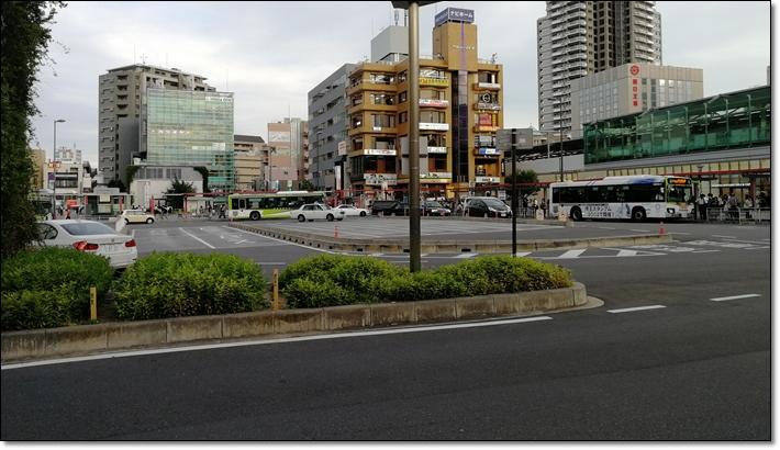 東口駅周辺