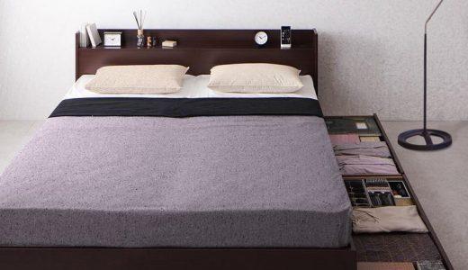一人暮らしで収納付きベッドを選ぶデメリットとは?4年間使用してみた